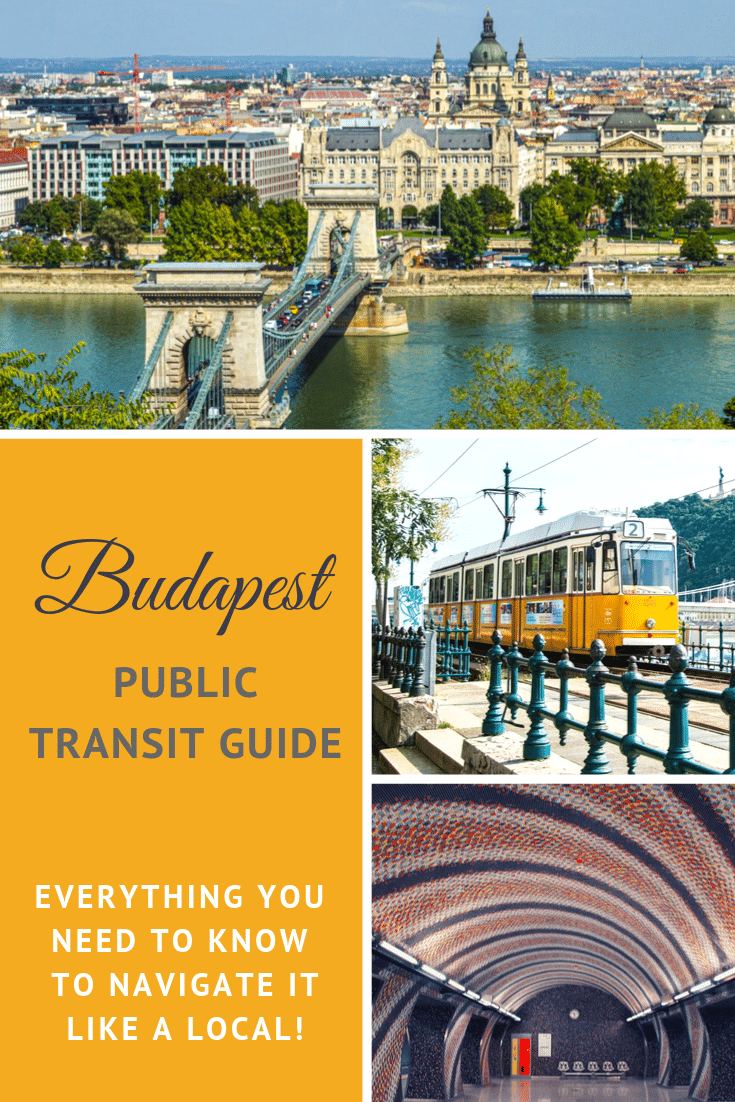 If you're visiting Budapest soon chances are you'll use their public transit at least once. Our guide to the Budapest public transport system has everything you need to know to use it like a local! How to avoid getting fined, the price of tickets, how to get to the city from the airport and more!