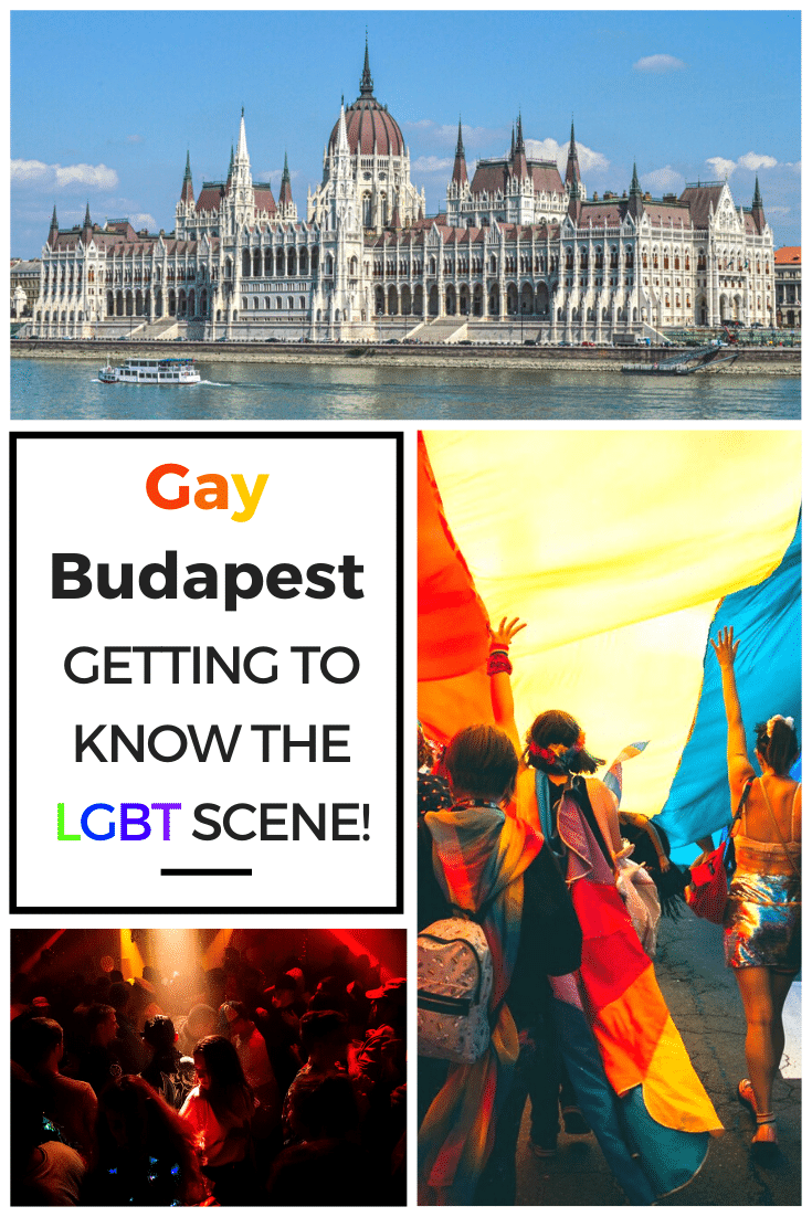 Gay Budapest Guide - What the LGBT Scene is like in Budapest. ✓ Is homosexuality legal in Hungary? ✓ What are the coolest gay bars, cruise bars, clubs, and parties in Budapest. ✓ Plus, tips on gay-friendly accommodation options!