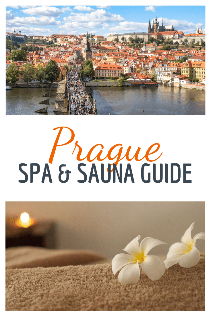 If you're looking for an excellent spa in Prague Czech Republic then look no further! If you want to treat yourself to a luxurious massage then this guide is for you! + Plus, if you want a truly Czech experience head to a Prague sauna and soak in the atmosphere!