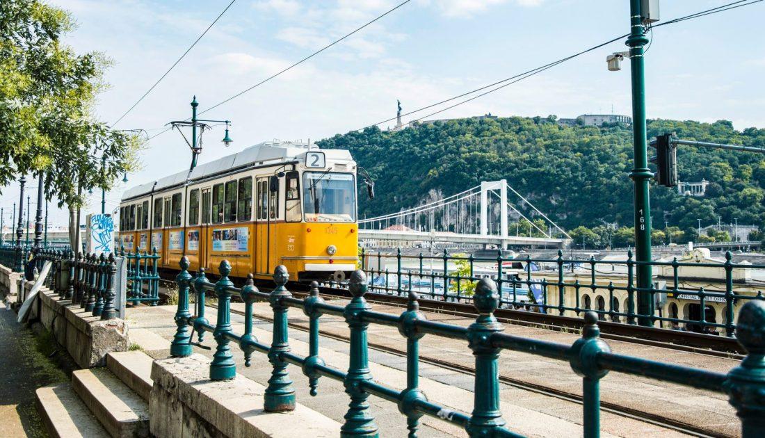 tram line two
