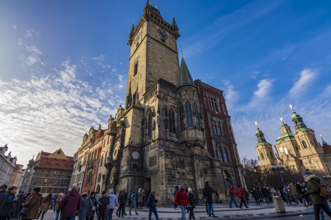 Reasons to Visit Prague - Preserved Architecture