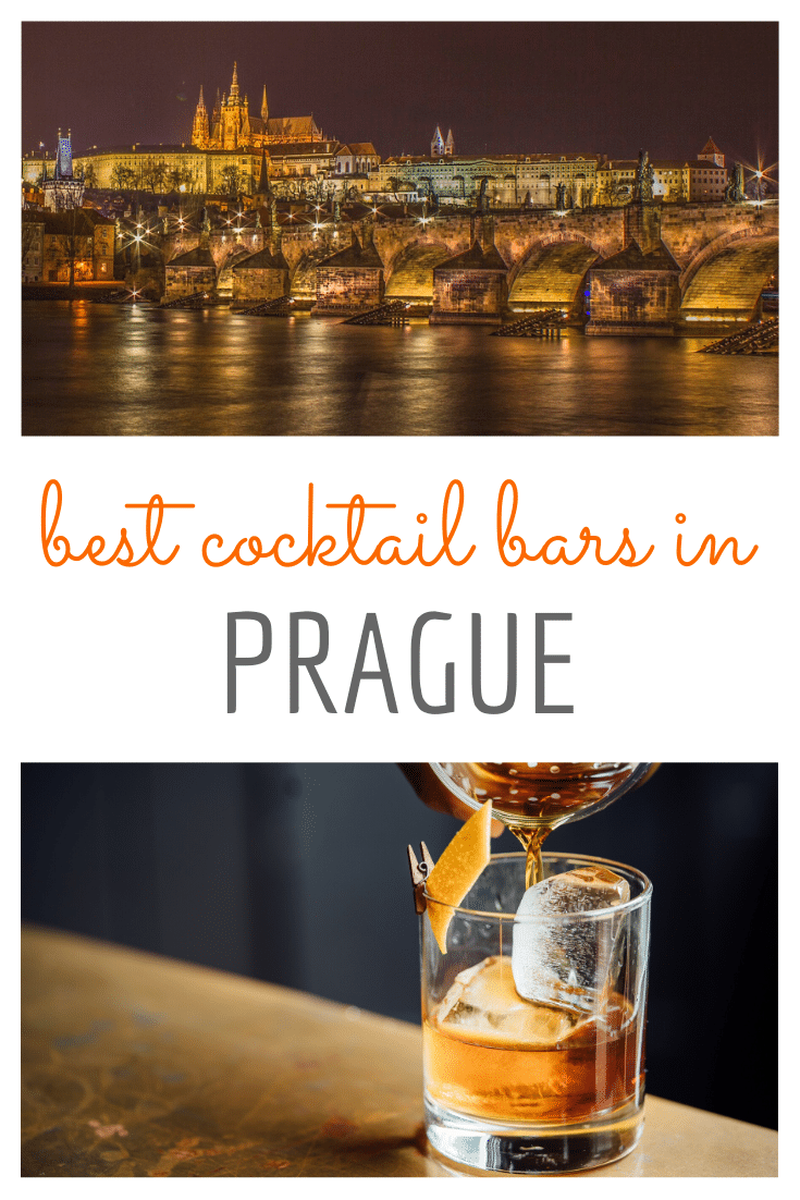 Looking to get your hands on some tasty cocktails in Prague? Then you've gotta read this article. Here are the best cocktail bars in Prague according to locals!