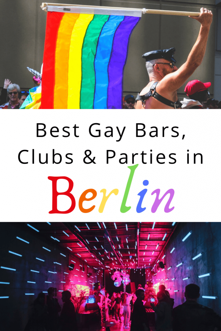 This city is chocked full of awesome things to do, and the gay scene in Berlin is amazing. Here are the top gay bars, clubs, and parties in Berlin Germany!