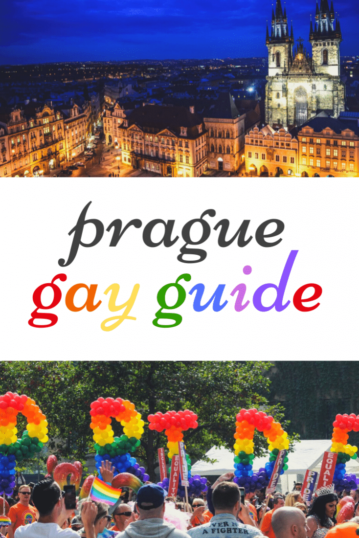 Visiting Prague and want to dive into the LGBT scene? Then this Prague Gay Guide is for you! Here are the best gay bars, clubs, and events in Prague Czech Republic!