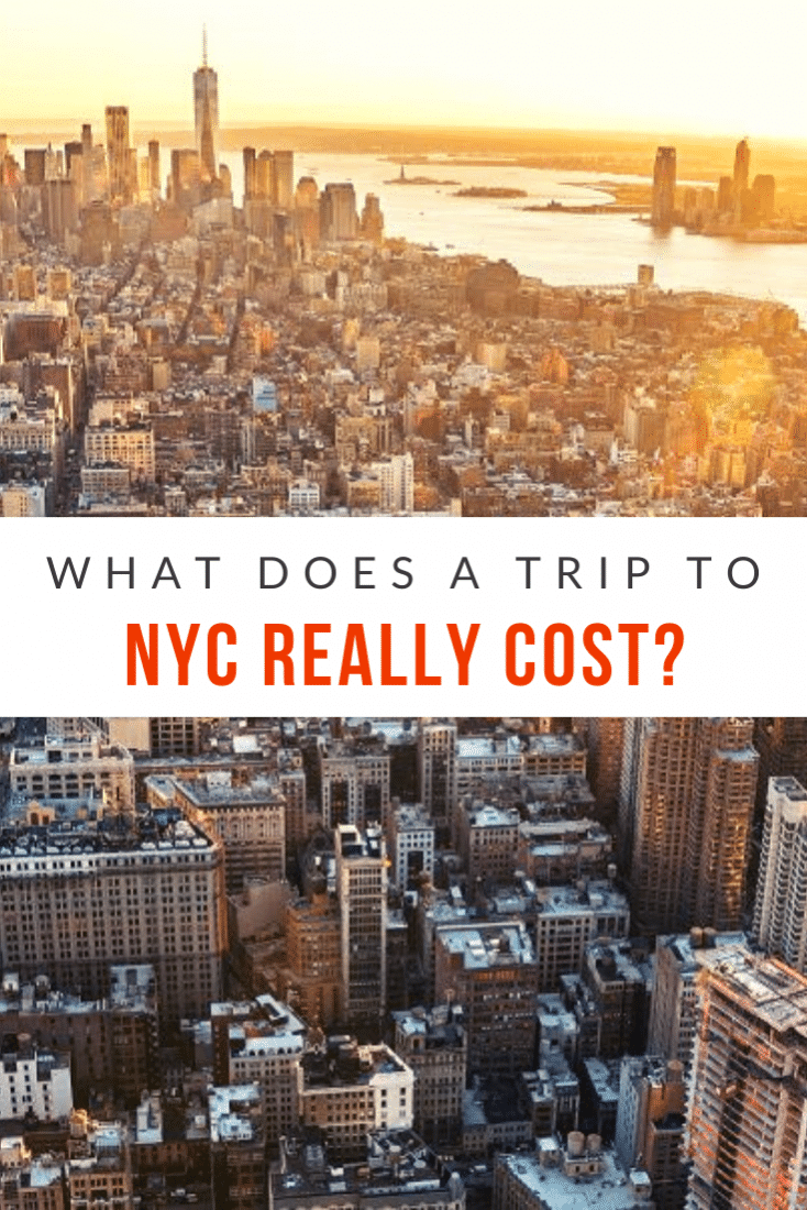 Everyone wants to visit the Big Apple, but what does a trip to NYC cost? Flights, accommodations, tours...there's a lot to consider. Here's our guide to what a trip to New York costs.