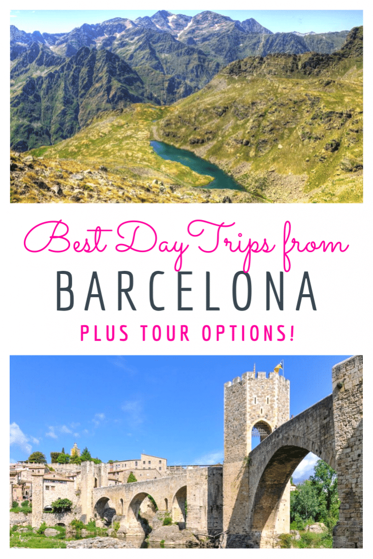 Wow - Barcelona. It's one of the most incredible cities on the planet. The downside to visiting? Hoards of tourists. We say go, but get out and explore the one of these amazing destinations on a day trip from Barcelona.