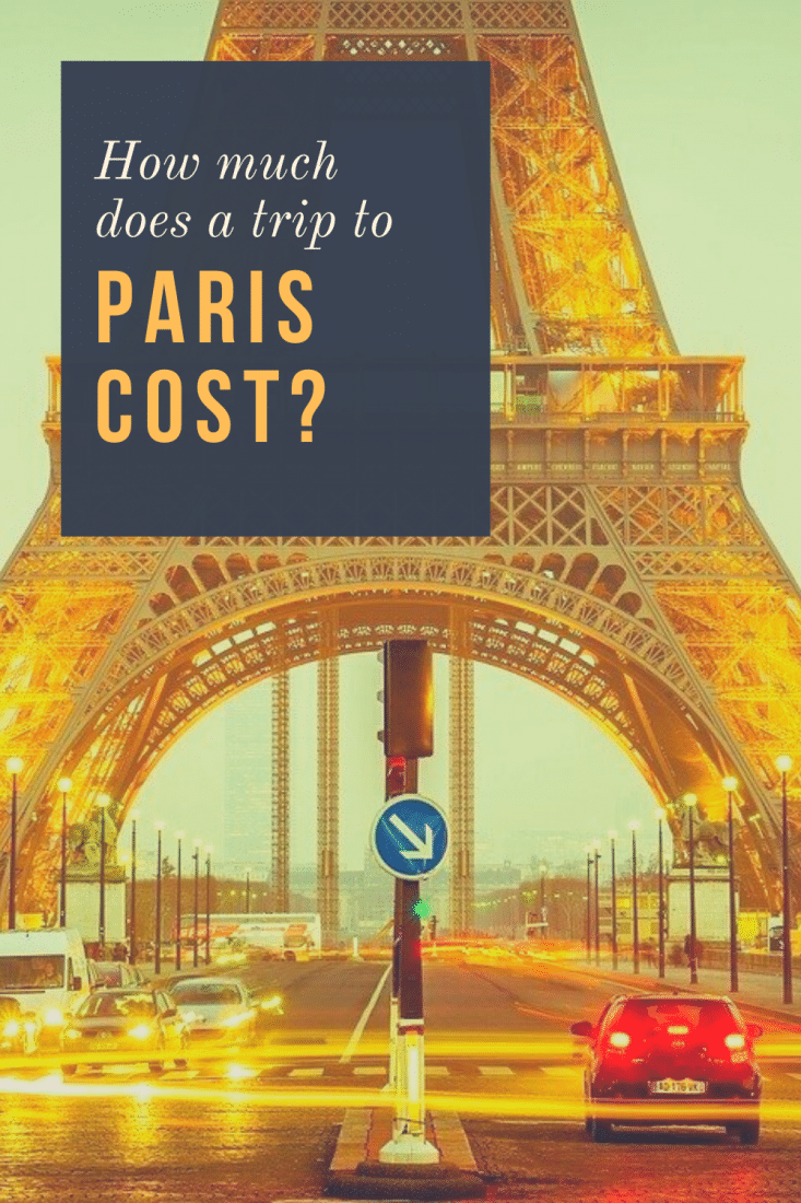 It's something anyone who dreams of visiting has pondered. How much does a trip to Paris cost? Here's the answer. We outline the cost of a budget, mid-range, and luxury trips to Paris from the States to give you an idea of what you will spend on a 7 day trip to Paris! #paris