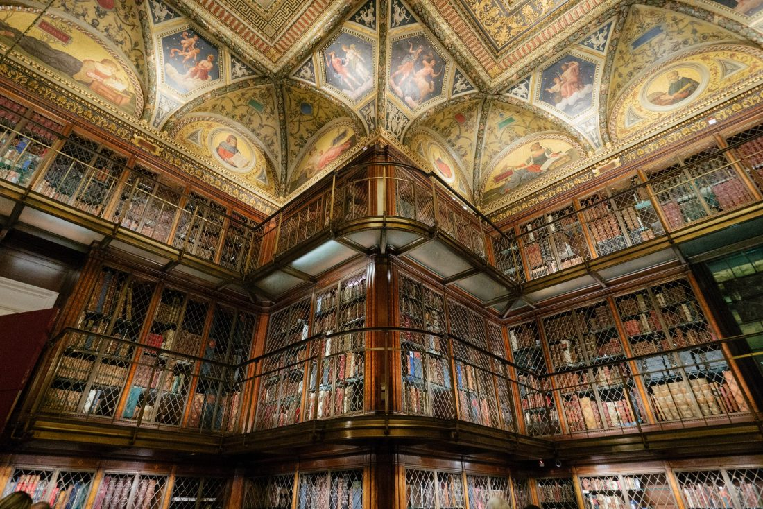 the morgan library museum nyc