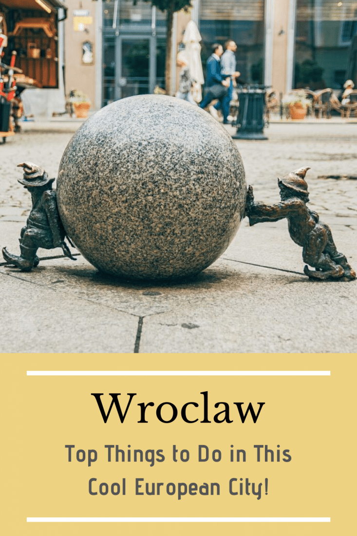 Don't miss out on all the curious and fun things there are in this sweet little Polish city! Here are our absolute favorite things to do in Wroclaw! Don't worry, the krasnale are on the list!
