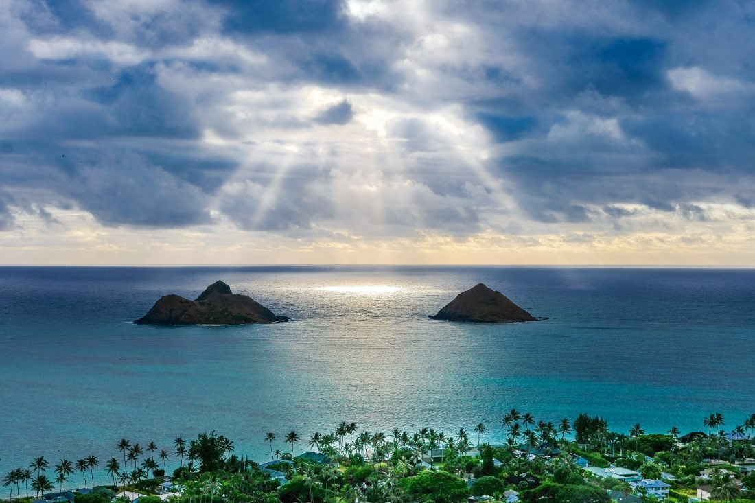 Lanikai views